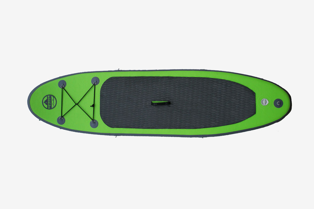 8ft inflateable stand-up paddle board