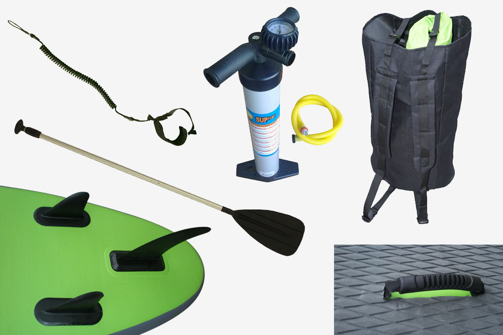 stand-up paddle board assessories
